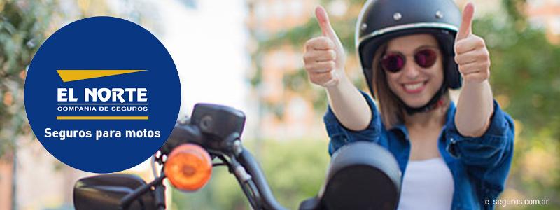 Seguros Norte, Seguros para motos
