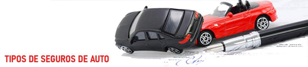 Tipos de seguros de autos